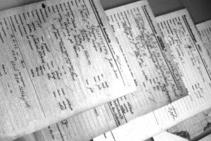 Archives camp de concentration